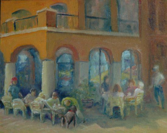 Corner Cafe (Mango's, in the Esplanade)