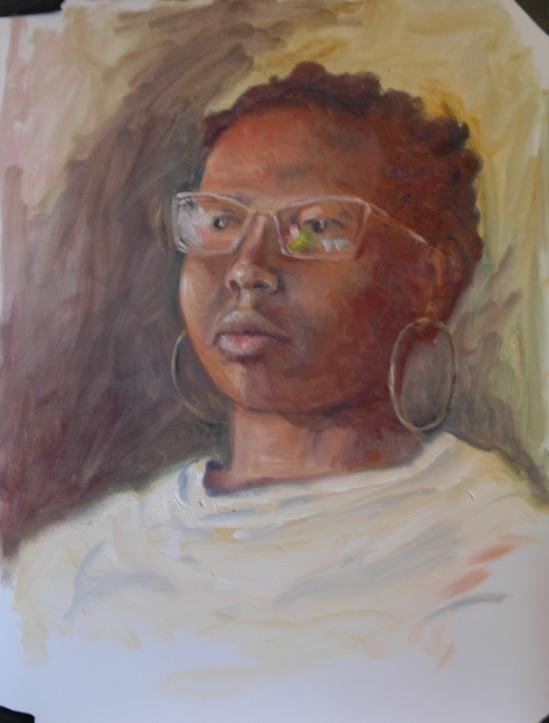 Portrait of Grace