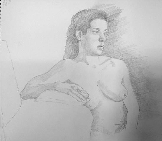 Steve's drawing