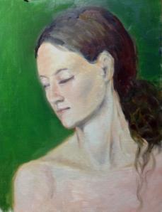 Aline's Portrait of M