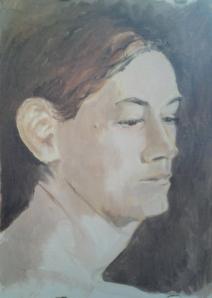 Fletch's Portrait of M