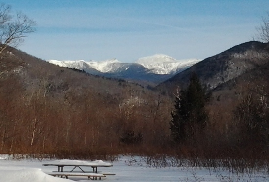 Mt. Washington from Rte 302