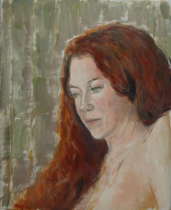 Portrait of Margaret