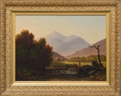 Mount-Adams-Benjamin-Champney-1852-24-x-30-inches-Private-collection