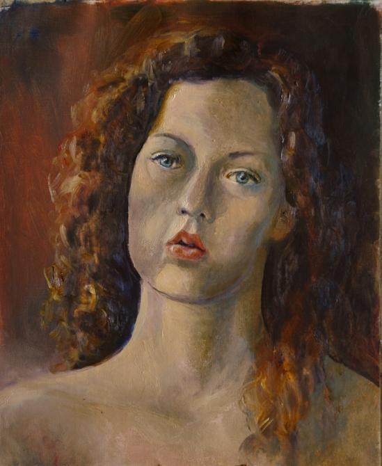 Becky Portrait v.2