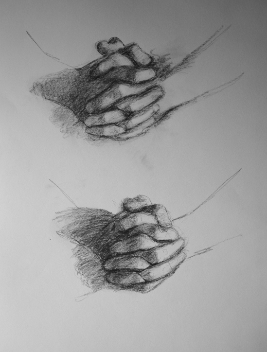 Dennis' Hands