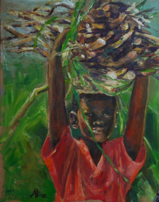Haitian laborer