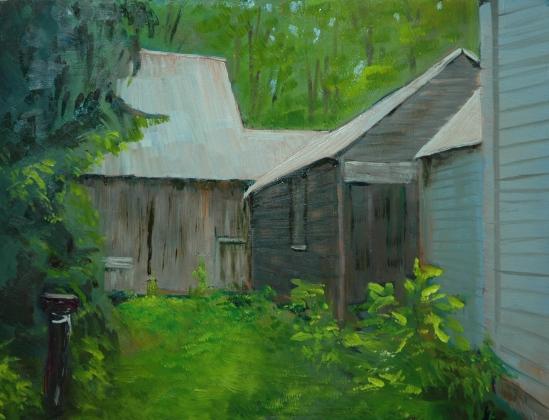 Madison Barn #2