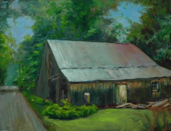 Madison Barn #1