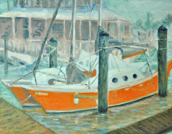 2010 The Orange Catamaran
