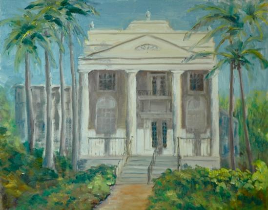 2010 Town Hall, Everglades City