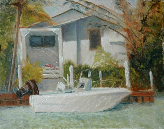 2011 Goodland home and boat