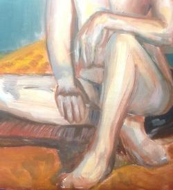 Detail, Week 1 of Pose