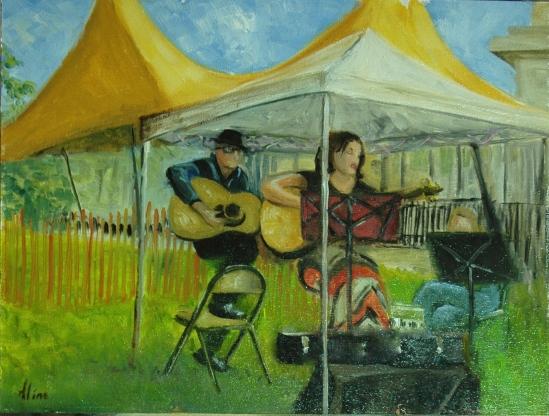 The AITP Musicians