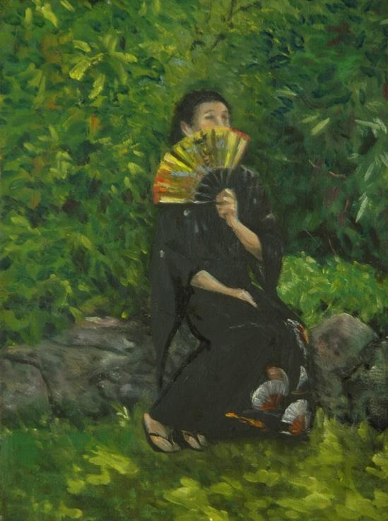 The Black Kimono, Take 2