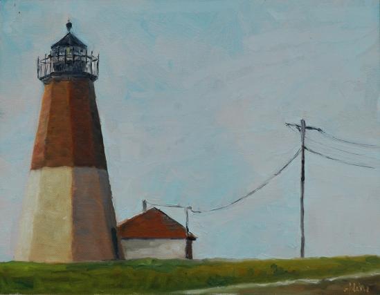 Pt Judith Lighthouse (RI)