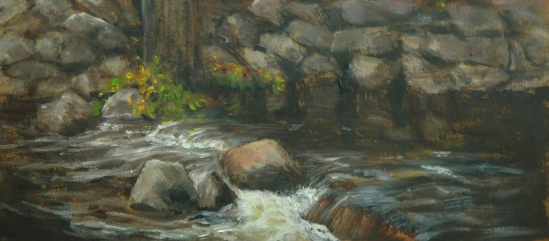 Jackson (mini) Falls