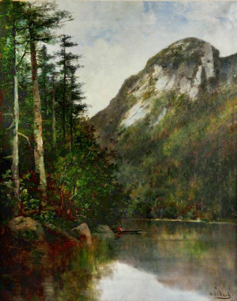 Eagle Cliff, by W.H. Hilliard