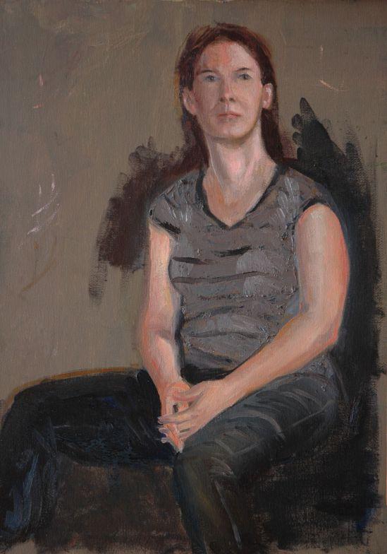 Margaret Sept 2014  16x12