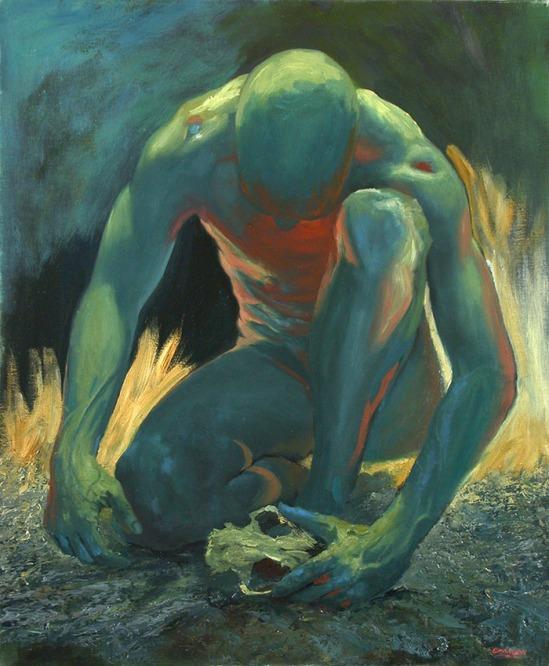 Peter Granucci, Alone in Grief