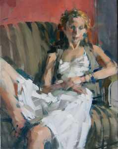 Portrait by M. Siner