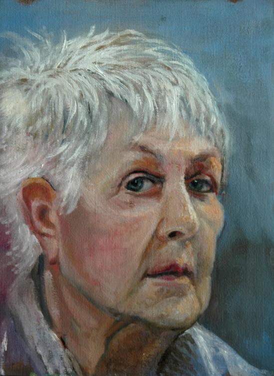 Self Portrait 2014