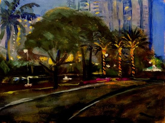 South Beach Nocturne