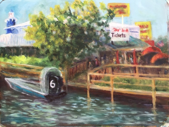 Jack's Airboat Rides