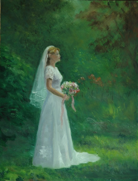 Bridal Portrait
