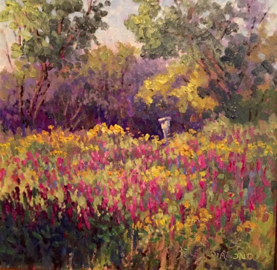 Wildflowers in August by Carole Loiacono