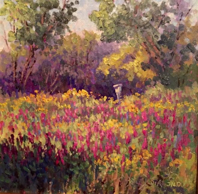 Wildflowers in August by Carole Loiacono