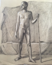 The Guard, Unclothed