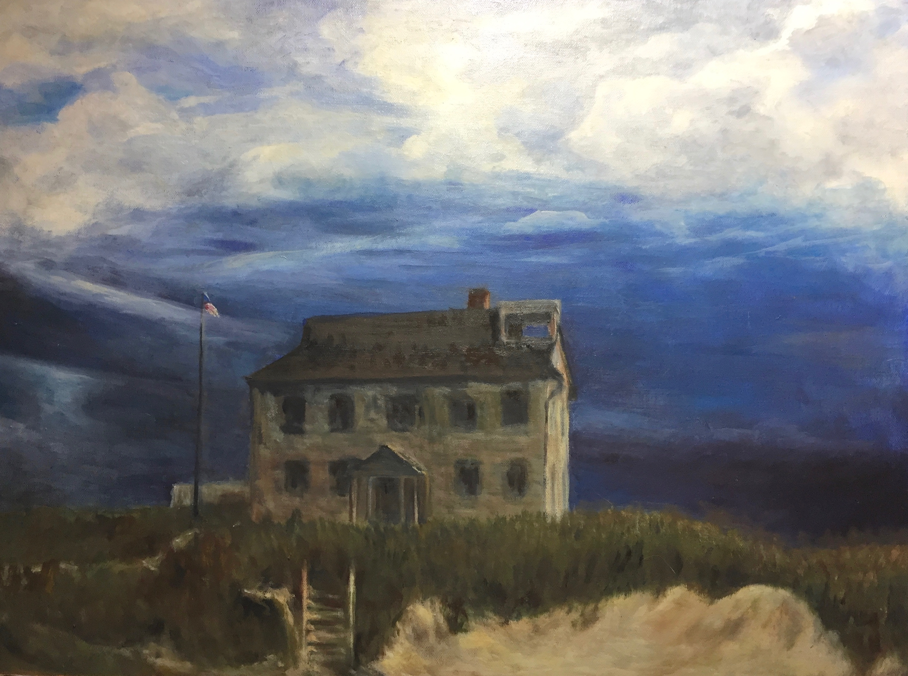 Coast Guard Station at Race Point